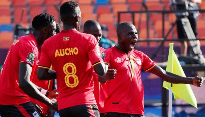Уганда сыграет на ничью