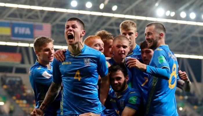 Украина выиграет ЧМ до 20 лет