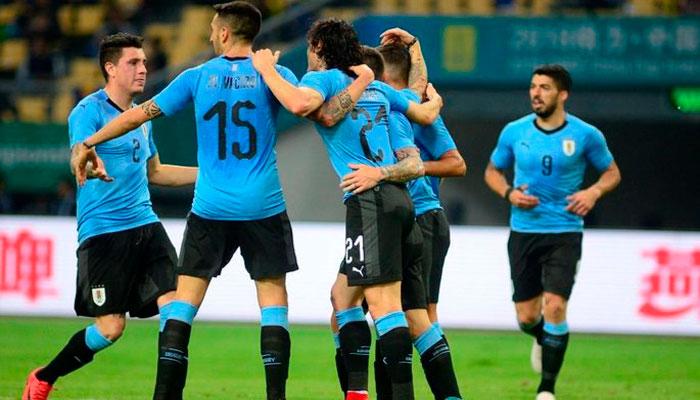 Уругвай сыграет результативно