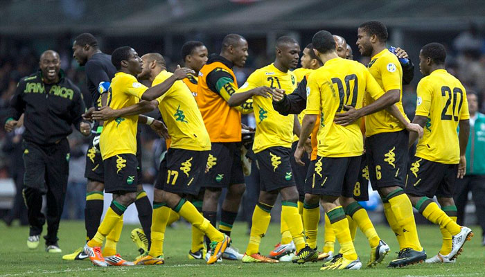 Ямайка без мотивации на атаку