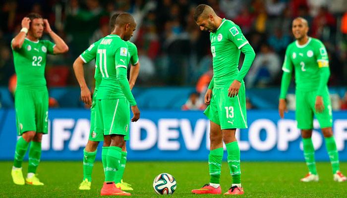 Алжир на классе пройдет в четвертьфинал