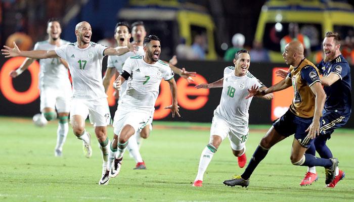 Алжир забьет, но проиграет финал