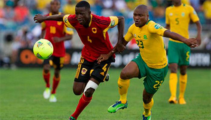 Ангола вынуждена играть агрессивно
