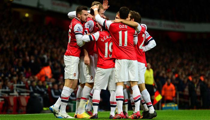 """""""Арсенал"""" сыграет с позиции атаки"""