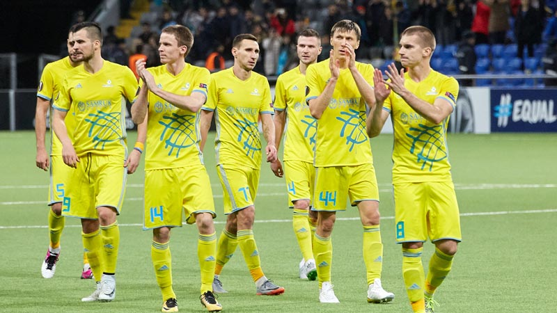 «Астана» — «Санта-Колома»: прогноз на матч 1 августа 2019