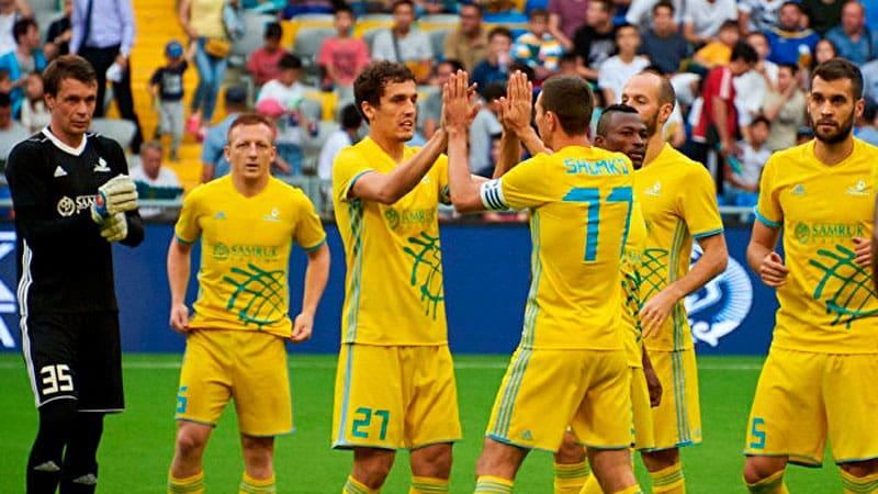 «Астана» — ЧФР «Клуж»: прогноз на матч 9 июля 2019