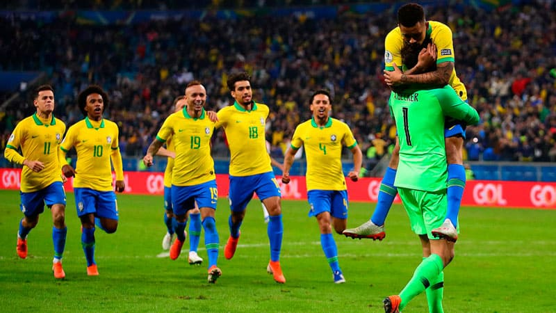 Бразилия — Перу: прогноз на матч 7 июля 2019