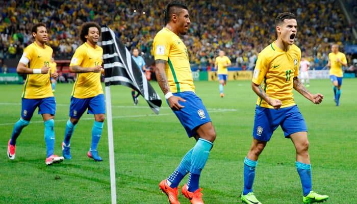 Бразилия снова запнется в атаке
