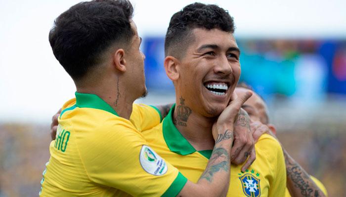 Бразилия уверено победит и заберет чемпионство