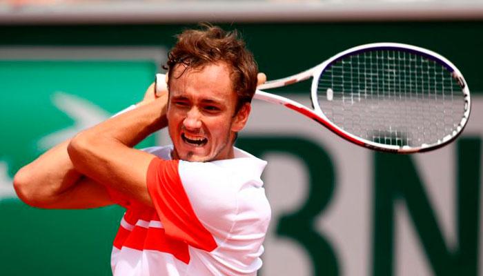 Медведев победит бельгийца