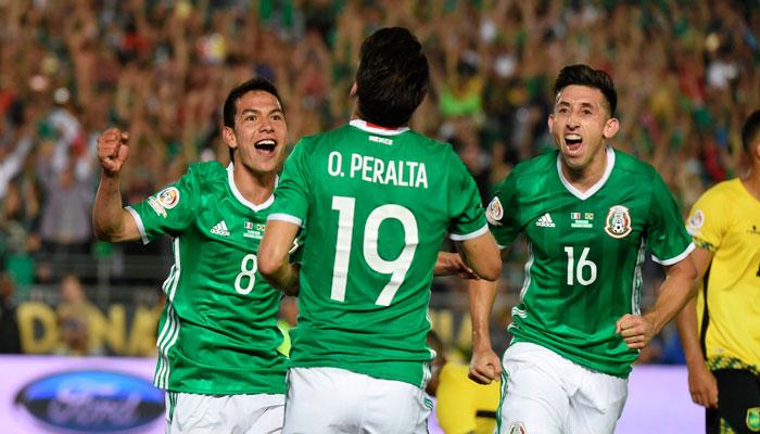 Мексика обыграет гаитян в полуфинале КОНКАКАФ