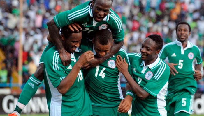 Нигерия много не забьет в матче за 3-е место