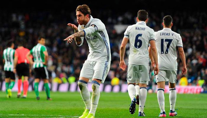 """""""Реал"""" обыграет англичан"""