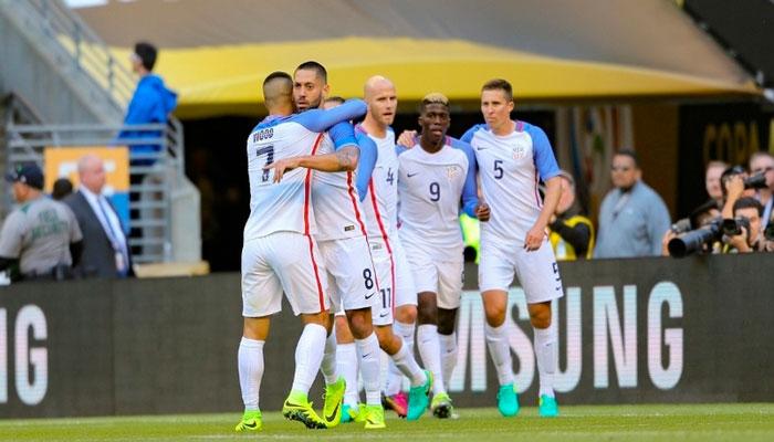 США уступит в финале мексиканцам
