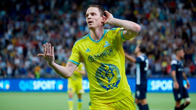 «Астана» — БАТЭ: прогноз на матч 22 августа 2019