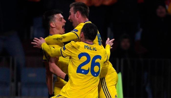 БАТЭ проиграет в Казахстане