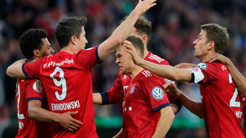 «Боруссия» Д — «Бавария»: прогноз на матч 3 августа 2019