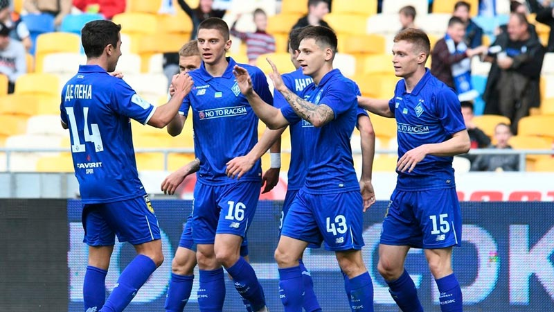 «Динамо Киев» — «Брюгге»: прогноз на матч 13 августа 2019