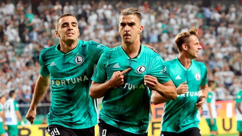 «Атромитос» — «Легия»: прогноз на матч 14 августа 2019