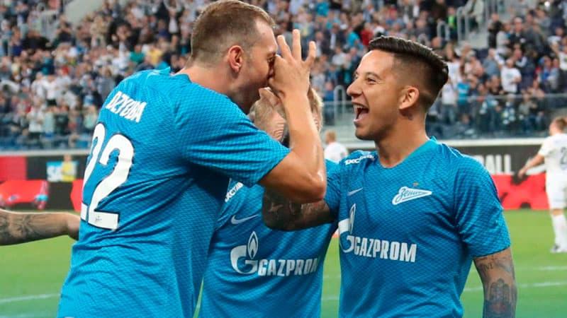 «Зенит» — «Ахмат»: прогноз на матч 17 августа 2019