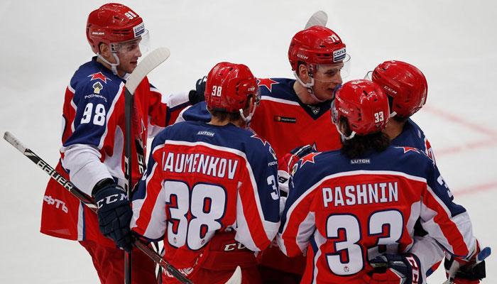 ЦСКА поддержит игровой темп в Хелсинки