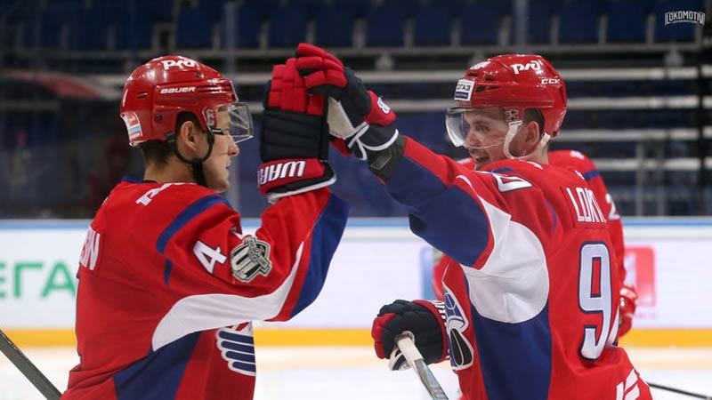 Локомотив — Йокерит: прогноз на матч 23 сентября 2019