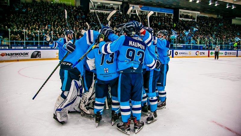 Сибирь — Барыс: прогноз на матч 11 октября 2019