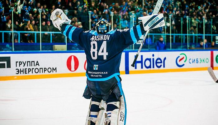 Сибирь уступит москвичам в результативном матче