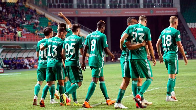 Ахмат — Урал: прогноз на матч 8 ноября 2019