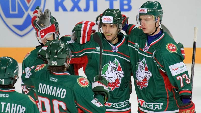 Салават Юлаев — Ак Барс: прогноз на матч 24 ноября 2019