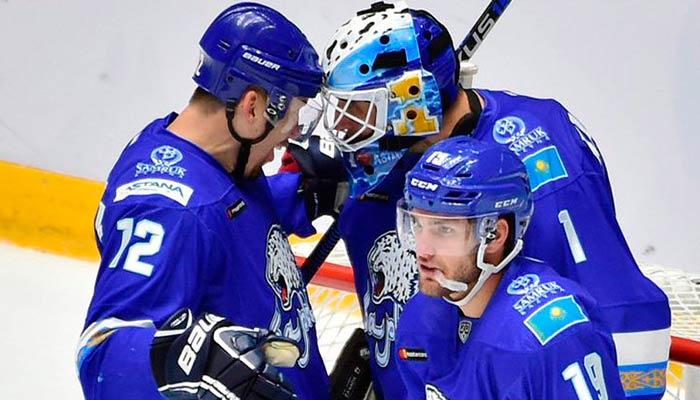 Барыс проиграет в Екатеринбурге в борьбе