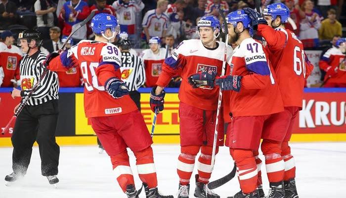Чехия не проиграет шведам в первом туре