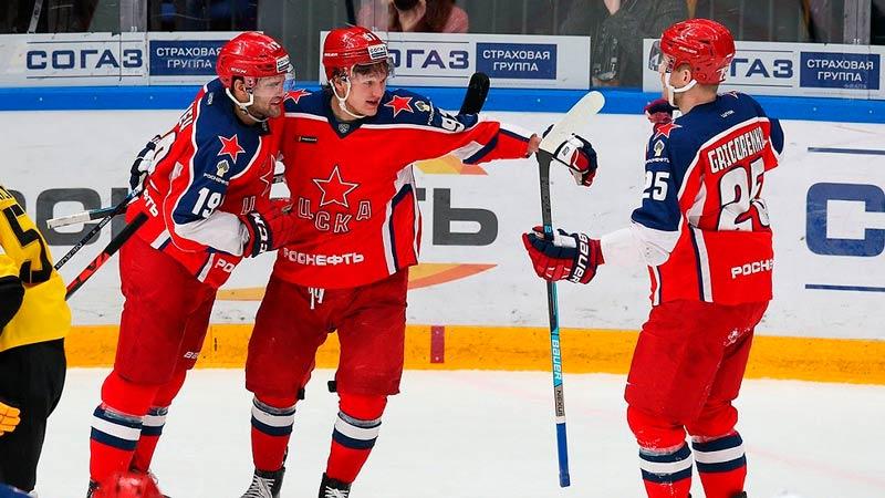 Витязь — ЦСКА: прогноз на матч 20 ноября 2019