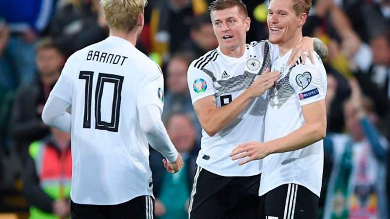 Германия — Беларусь: прогноз на матч 16 ноября 2019