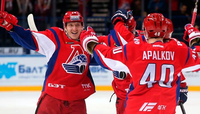 Локомотив возьмет очки в Хельсинки