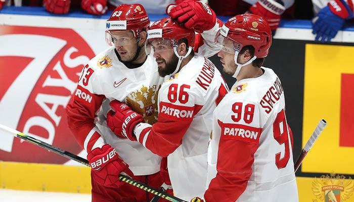 Россия сыграет в осторожный хоккей