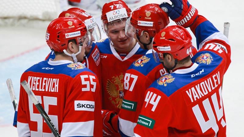 Россия — Финляндия: прогноз на матч 7 ноября 2019