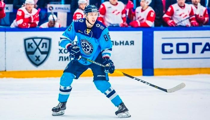 Сибирь проиграет в Магнитогорске