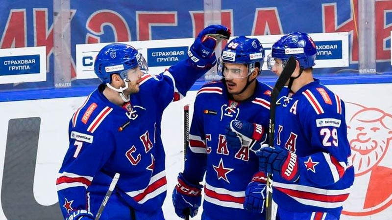 СКА — Локомотив: прогноз на матч 2 ноября 2019