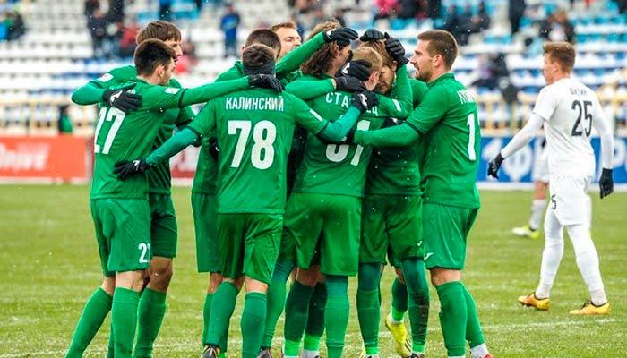 Томь победит в Красноярске