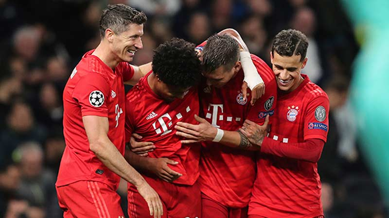 Бавария — Тоттенхэм: прогноз на матч 11 декабря 2019