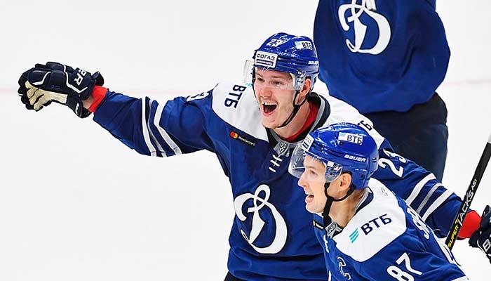 Динамо Москва проиграет в Ярославле