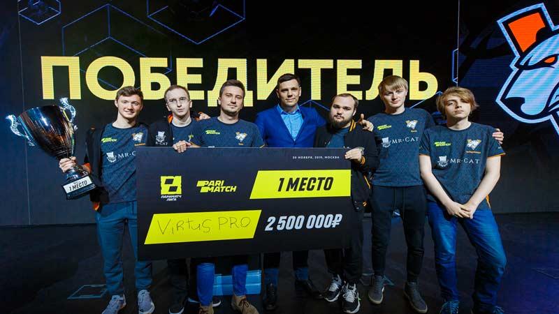 Призовой фонд второго сезона Parimatch League составит $100000