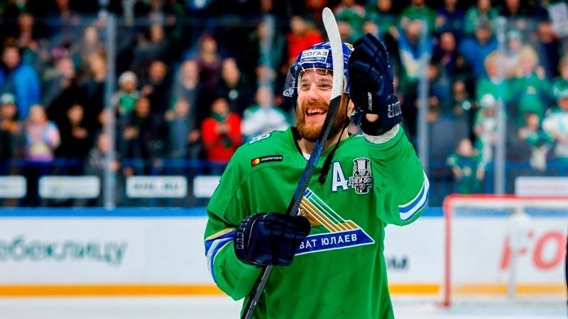 Салават Юлаев — Ак Барс: прогноз на матч 23 декабря 2019