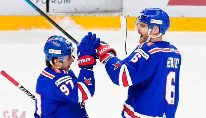 СКА победит в Новосибирске