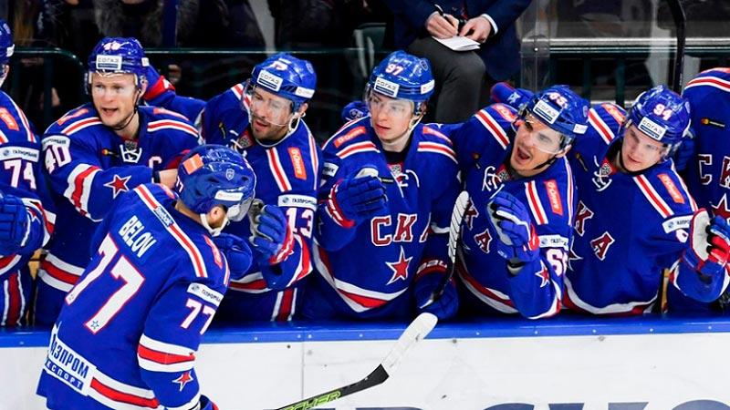 Сибирь — СКА: прогноз на матч 27 декабря 2019