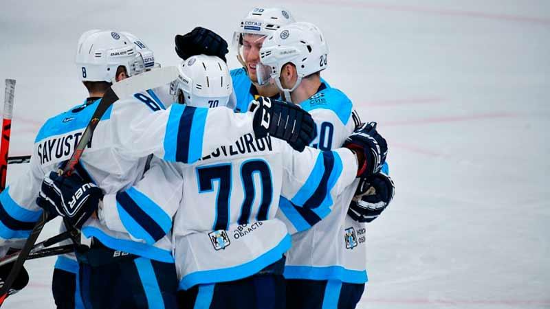 Сибирь — Автомобилист: прогноз на матч 3 февраля 2020