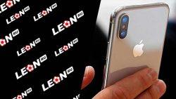 Леон скачать мобильное приложение на айфон