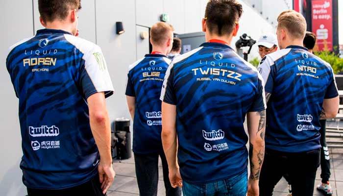 Team Liquid 29.03.2020