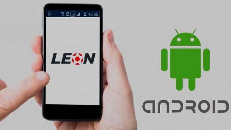 скачать бк Леон на андроид
